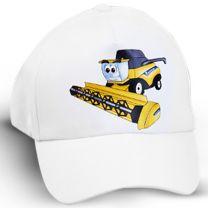 KINDER CAP, CR, WEISS