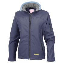 Softshelljacke navy