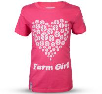 "T-SHIRT ""FARM GIRL"""